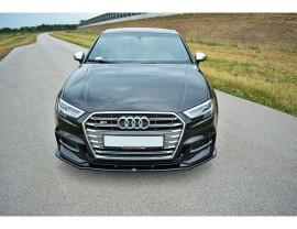 Audi S3 8V Facelift Matrix Frontansatz