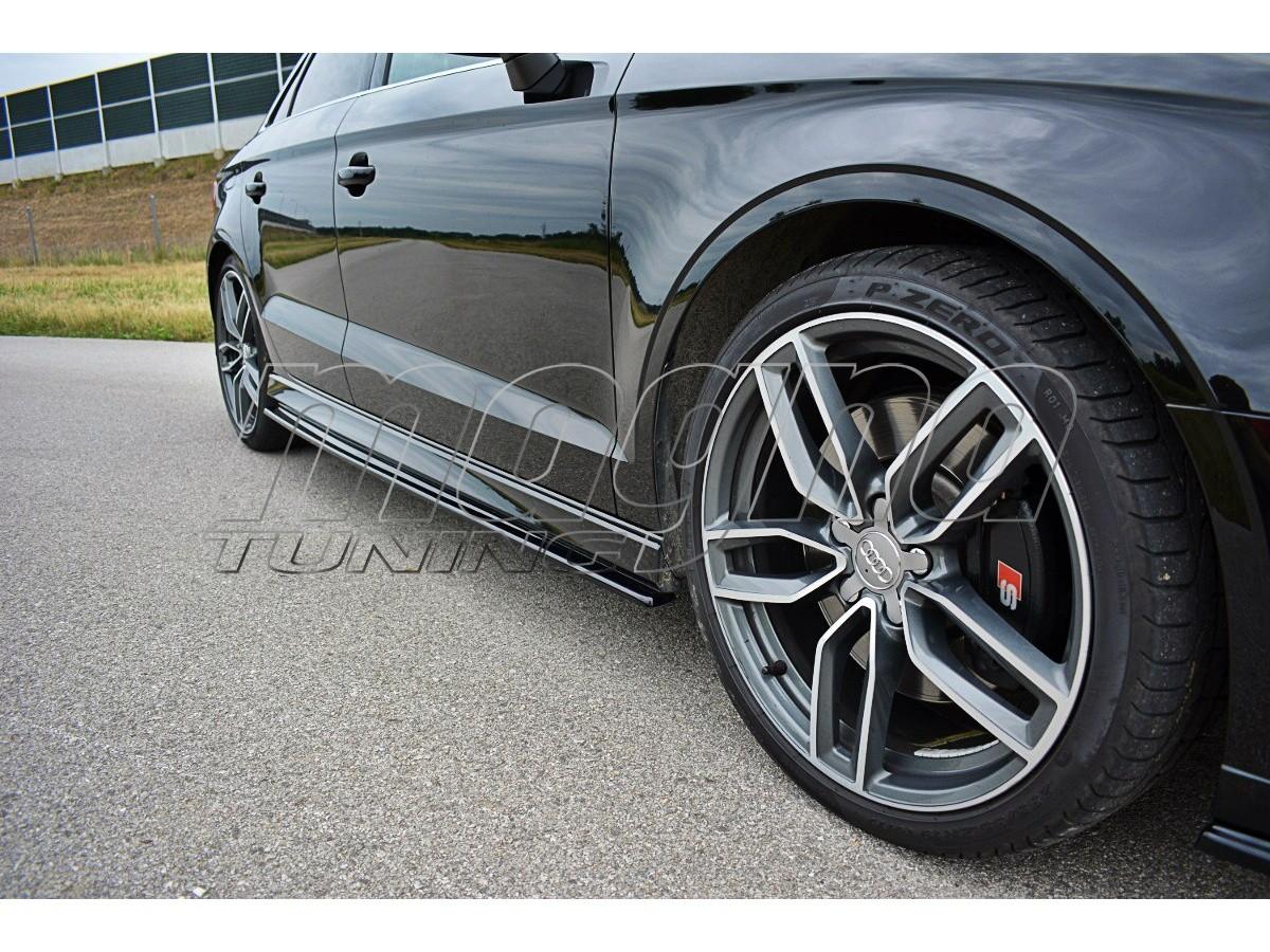 Audi S3 8V Facelift Matrix Seitenschwelleransatze