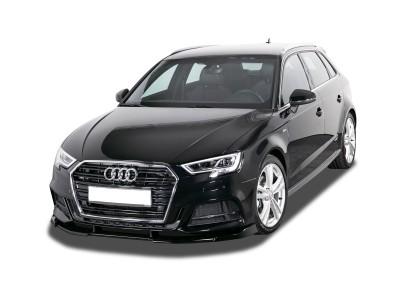 Audi S3 8V Facelift Veneo Front Bumper Extension