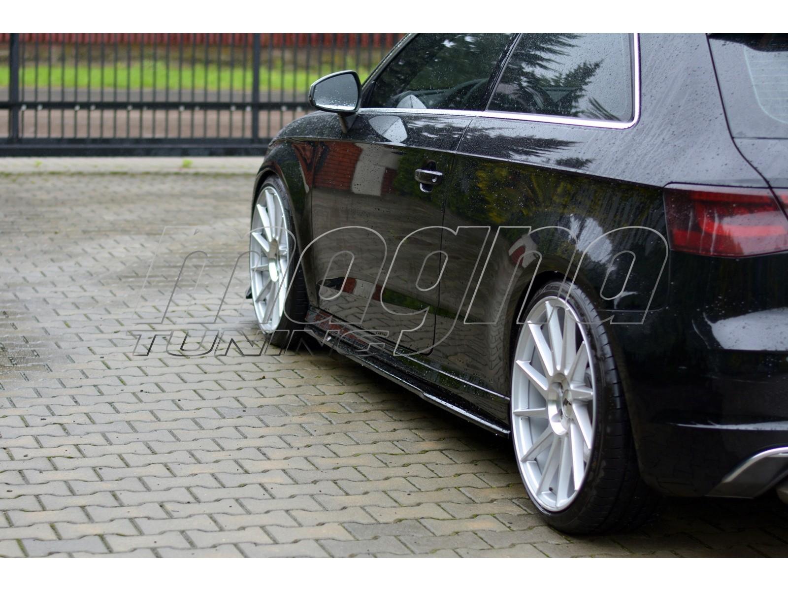 Audi S3 8V Master Side Skirts