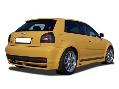 Audi S3 GT5 Heckansatz