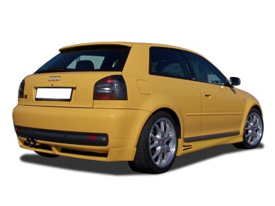 Audi S3 GT5 Rear Bumper Extension