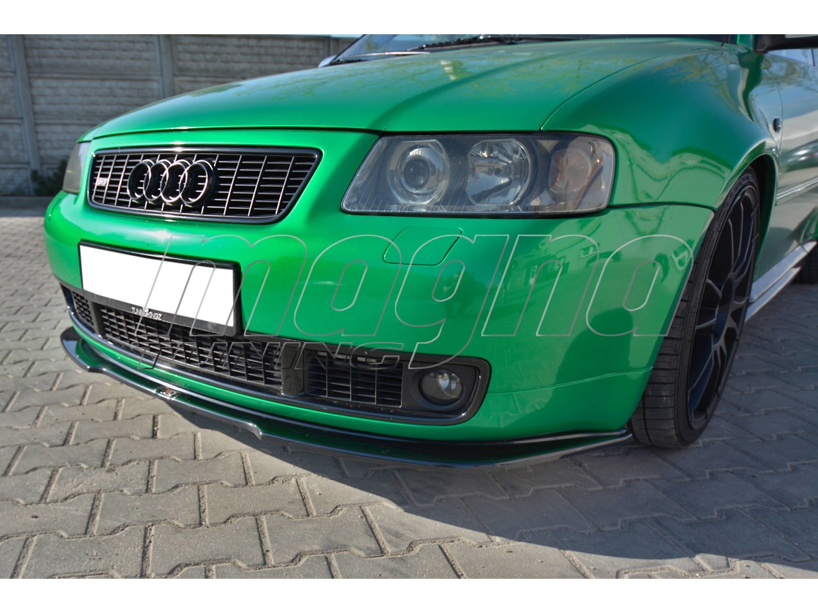 Audi S3 MX Body Kit