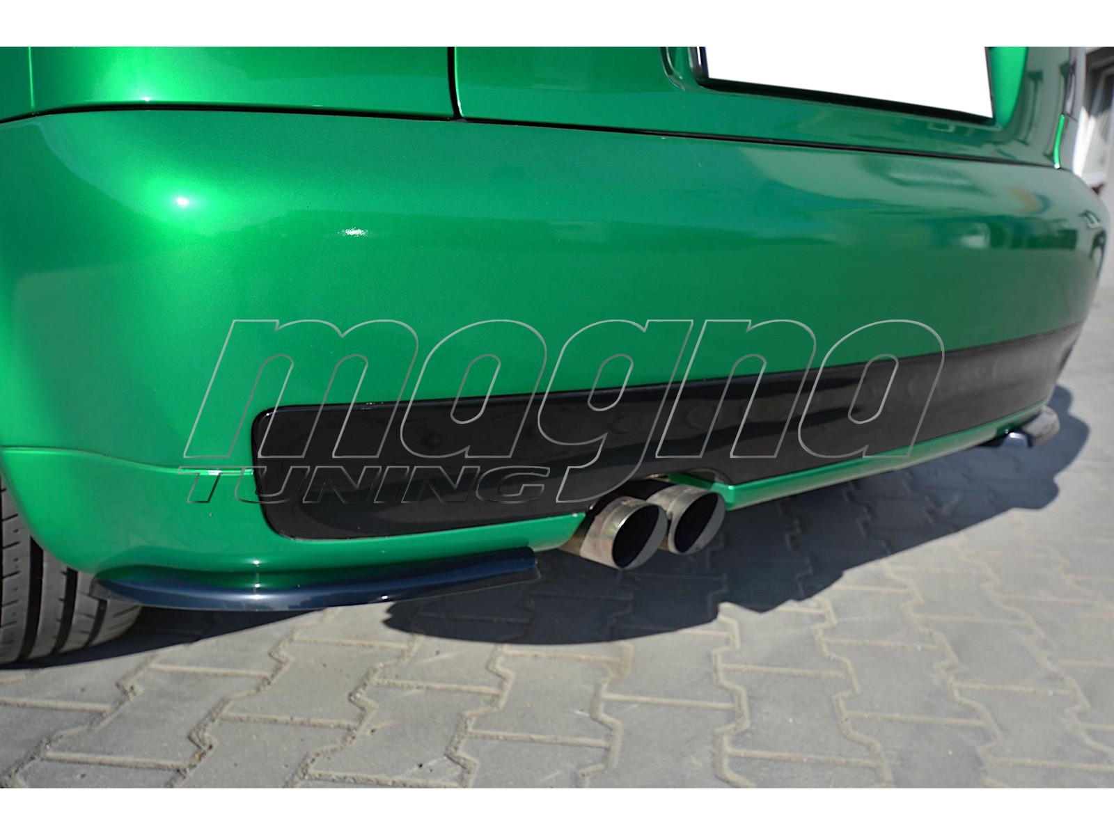 Audi S3 MX Heckansatze