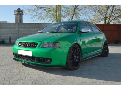 Audi S3 MX Side Skirt Extensions