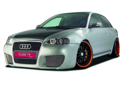 audi s3 8l tuning body kit bodykit stossstange. Black Bedroom Furniture Sets. Home Design Ideas