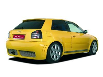 Audi S3 XXL-Line Rear Bumper