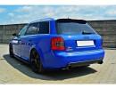 Audi S4 B6 / 8E MX Rear Bumper Extensions