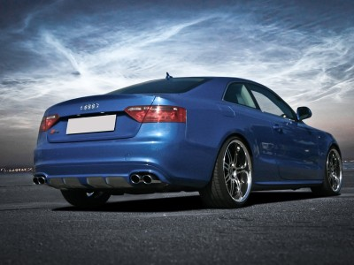 Audi S5 8T Enos Rear Bumper Extension