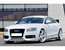 Audi S5 8T Extensie Bara Fata Recto