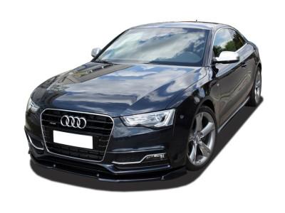 Audi S5 8T Facelift Verus-X Front Bumper Extension