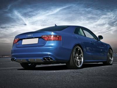 Audi S5 8T Jade Heckansatz