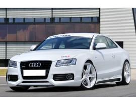 Audi S5 8T Recto Front Bumper Extension
