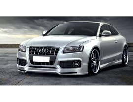 Audi S5 8T Speed Front Bumper Extension