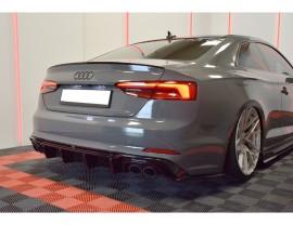 Audi S5 F5 Extensie Bara Spate Matrix