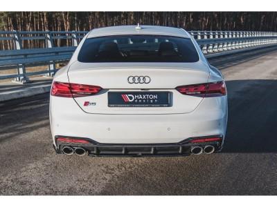 Audi S5 F5 Master Rear Bumper Extension