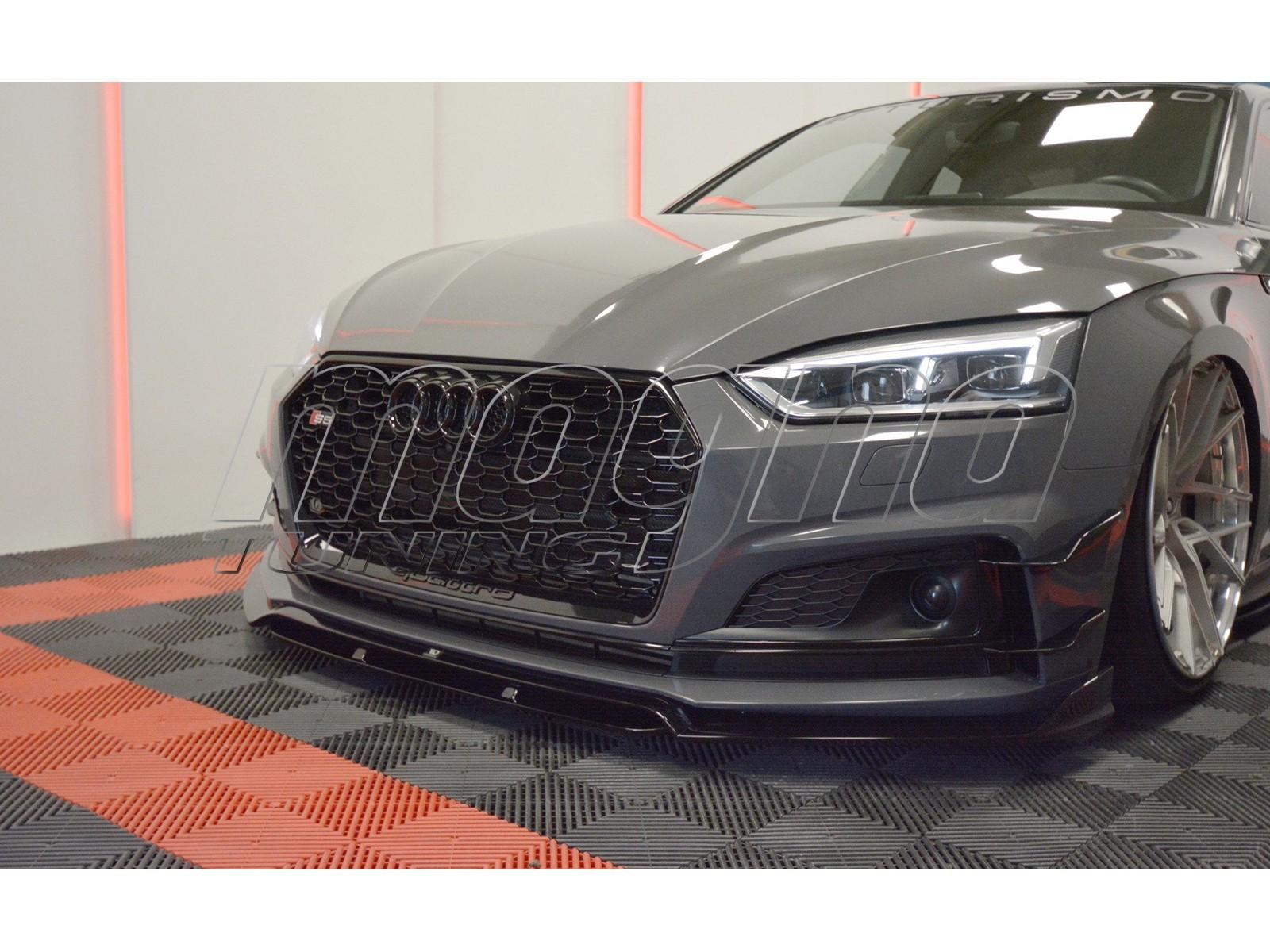 Audi S5 F5 Matrix Front Bumper Extension