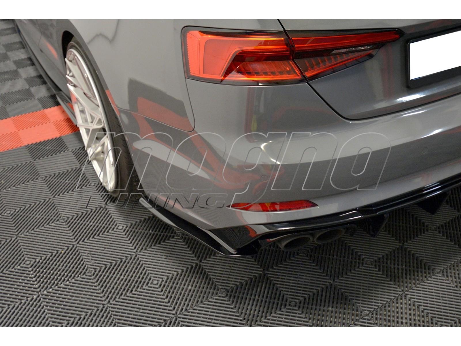 Audi S5 F5 Matrix Rear Bumper Extension