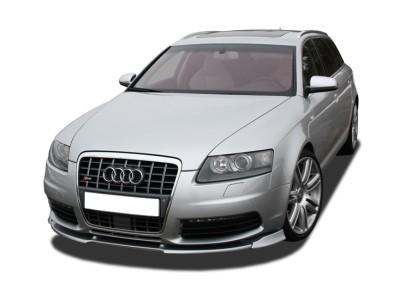 Audi S6 C6 / 4F Verus-X Front Bumper Extension
