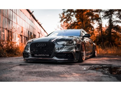 Audi S6 C7 / 4G Monster Wide Body Kit