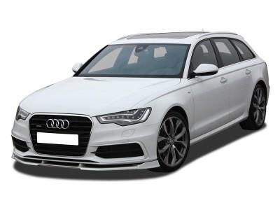 Audi S6 C7 / 4G VXS Front Bumper Extension