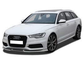 Audi S6 C7 / 4G Verus-X Front Bumper Extension