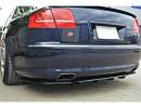 Audi S8 D3 / 4E MX Rear Bumper Extension