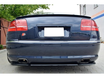 Audi S8 D3 / 4E MX Rear Bumper Extension