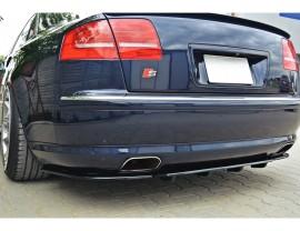Audi S8 D3 / 4E MX2 Rear Bumper Extension