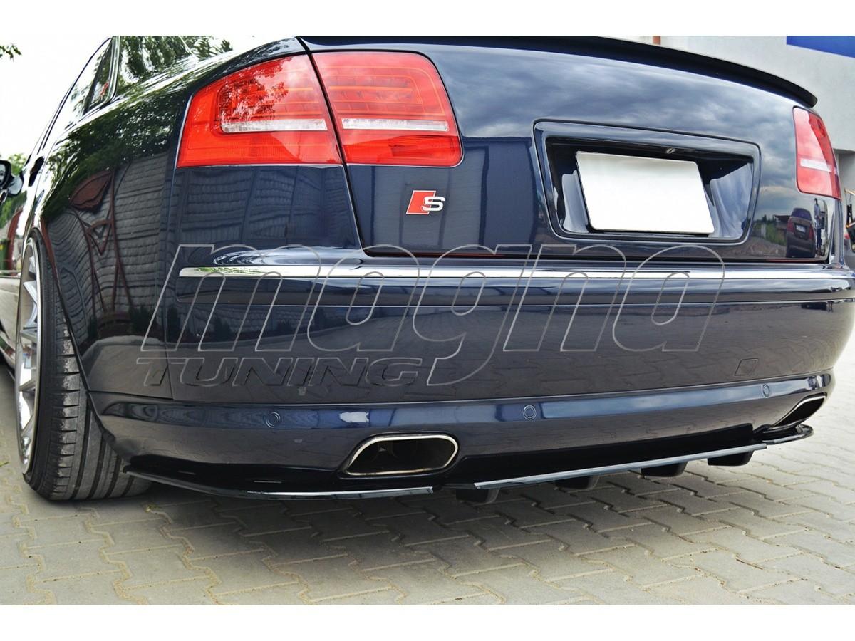 Audi S8 D3 / 4E MX2 Heckansatz