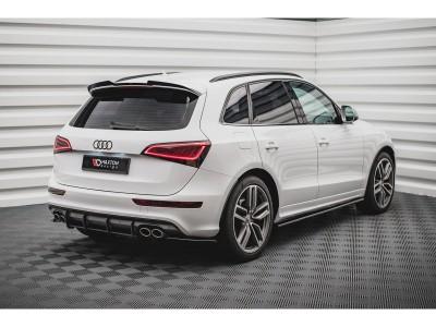 Audi SQ5 8R MX Heckansatz