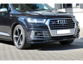 Audi SQ7 4M MX Front Bumper Extension