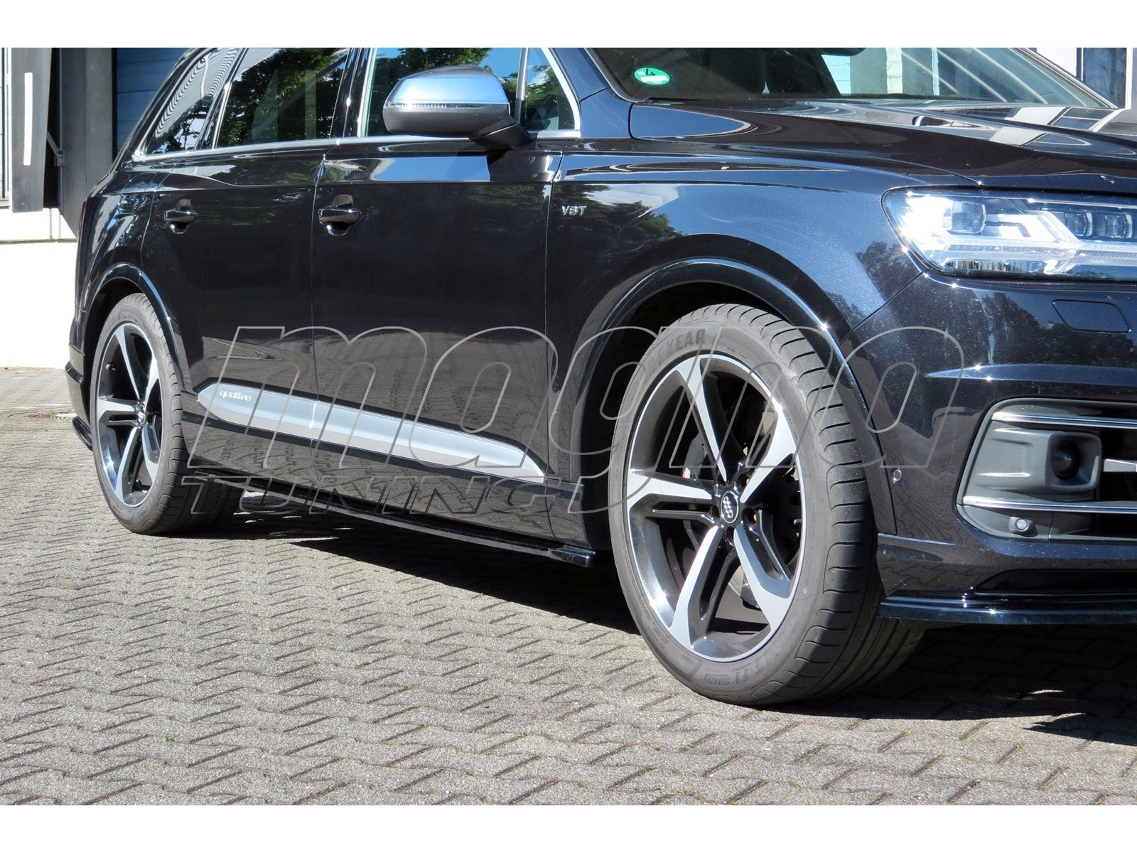 Audi SQ7 4M MX Side Skirts