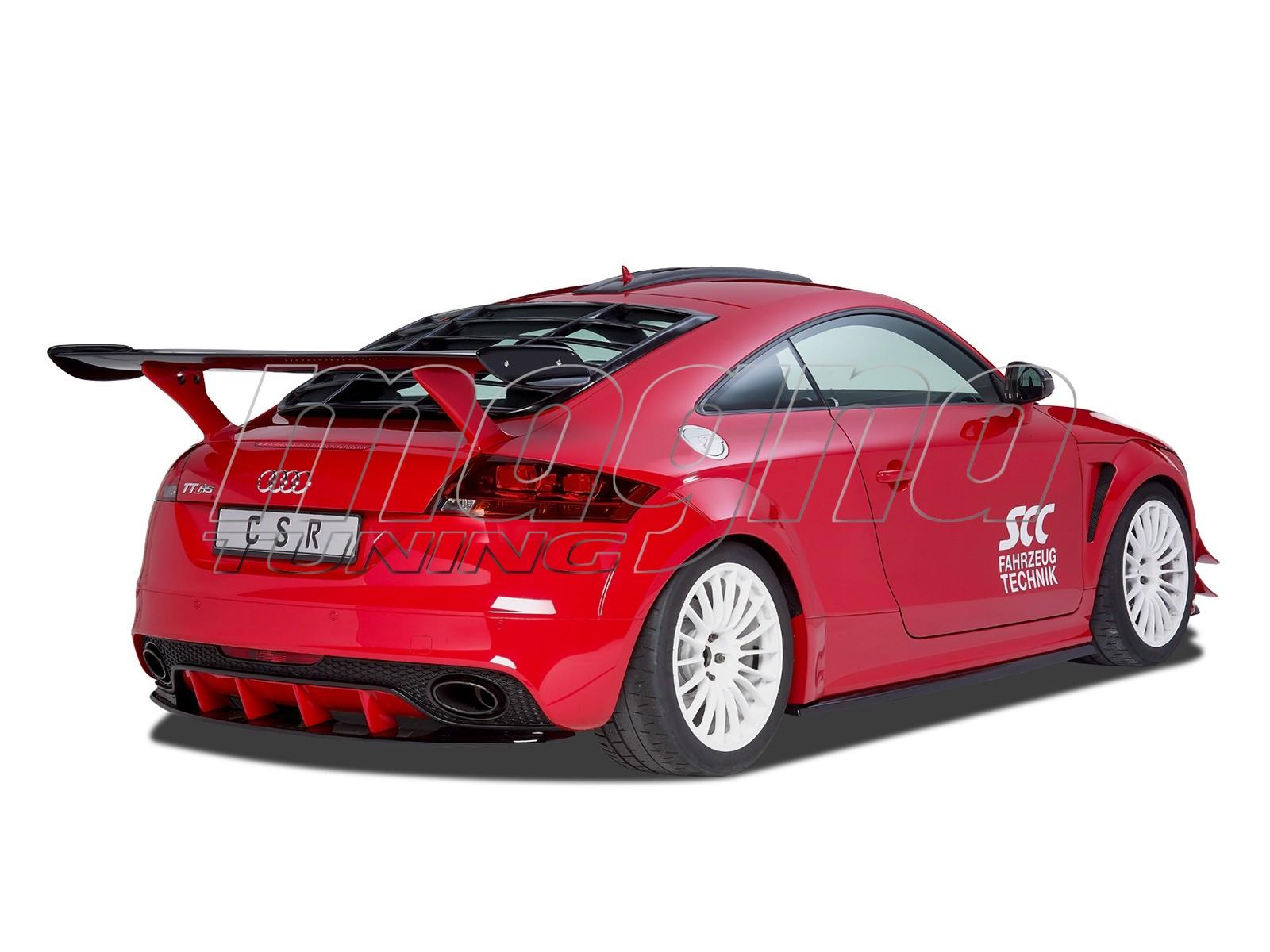 Audi TT 8J CX Heckflugel