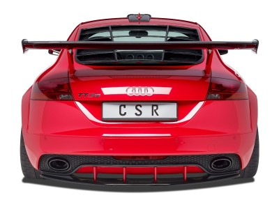 Audi TT 8J CX Rear Wing