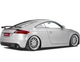 Audi TT 8J Cyber Rear Wing