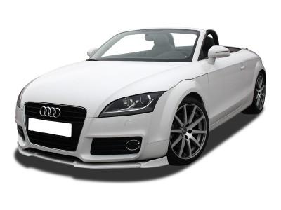 Audi TT 8J Facelift Verus-X Front Bumper Extension