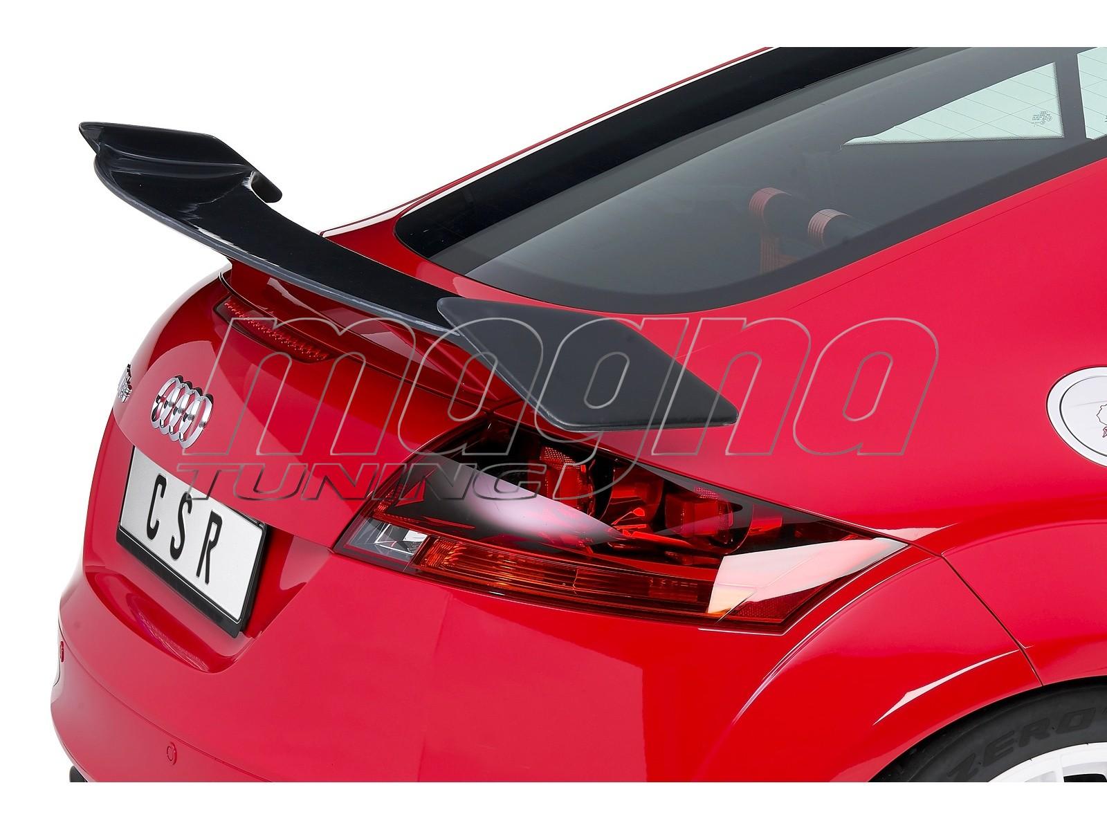 Audi TT 8J GTR Rear Wing