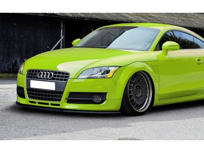Audi TT 8J Intenso Front Bumper Extension