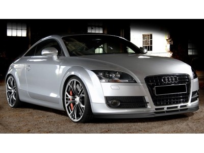 Audi TT 8J M-Line Front Bumper Extension