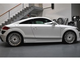 Audi TT 8J R8-Look Seitenschwellern