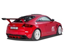 Audi TT 8J RS CX Heckansatz