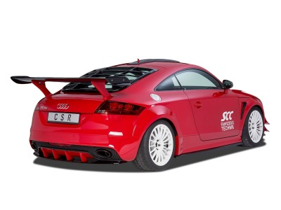 Audi TT 8J RS CX Rear Bumper Extension