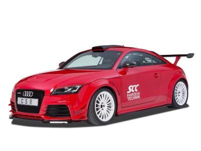 Audi TT 8J RS CX Side Skirt Extensions