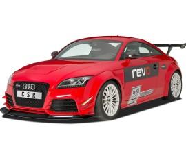 Audi TT 8J RS DTM-Style Front Bumper Extension