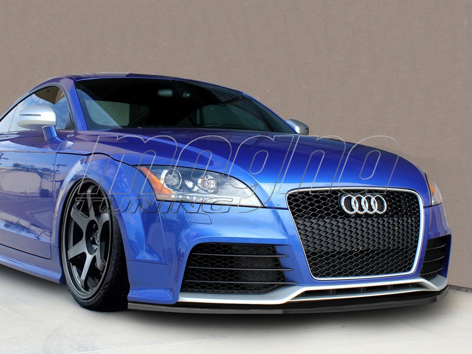 Audi TT 8J RS Intenso Frontansatz