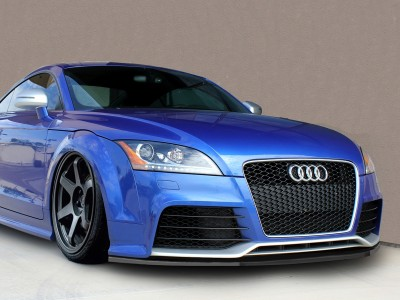 Audi TT 8J RS Intenso-R Front Bumper Extension