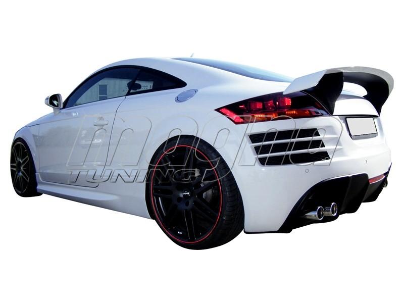 Audi TT 8J RS-Line Rear Wing