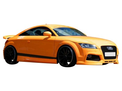 Audi TT 8J RS-Line Seitenschwellern