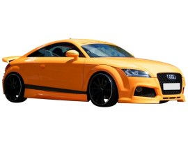 Audi TT 8J RS-Line Side Skirts
